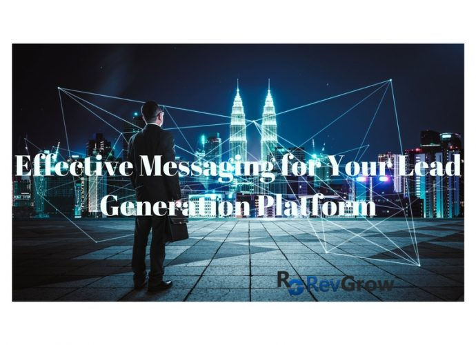RevGrow-Effective Messaging for Your Lead Generation Strategy